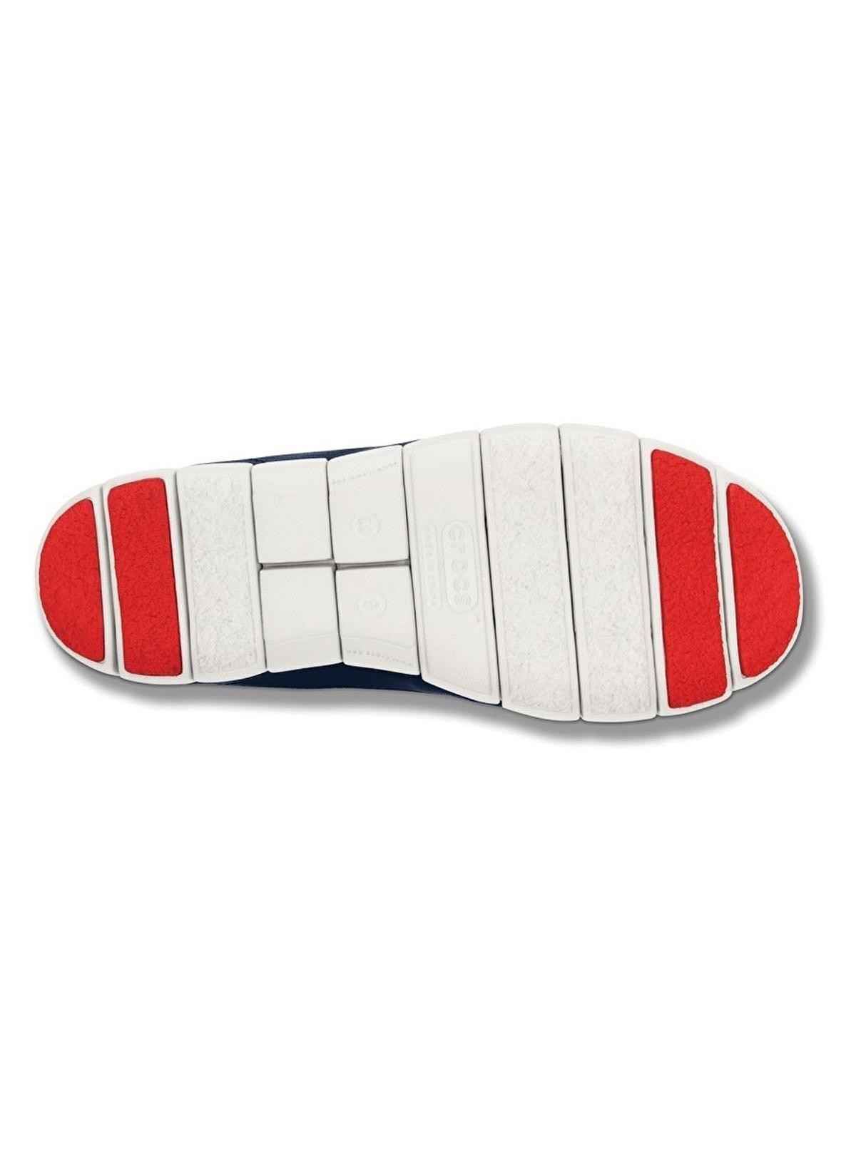 b1f689935f2c1c Crocs Erkek Stretch Sole Lace-Up Men Ayakkabı Lacivert-İnci Beyazı ...